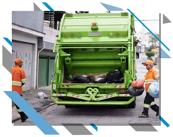 Waste Collection RFID